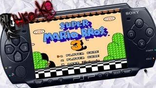 Super Mario Bros 3 para PSP sin emulador (CSO) mas link de descarga (MEDIAFIRE) ᴴᴰ