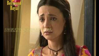 getlinkyoutube.com-On location of TV Serial 'Rang Rasiya' Paro is weeping 2
