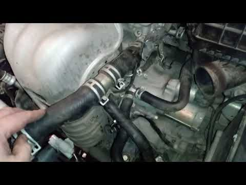Установка ПОДОГРЕВА двигателя 220V легкий запуск в любой мороз