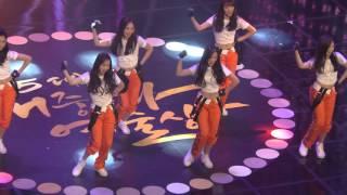151029 APRIL _ Mr. (KARA cover) /大衆文化芸術賞 / fancam