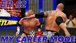 WWE 2K16 My Career Mode - THE ROCK FIGHTS TRIPLE H (EP. 62) [PS4/XBOX ONE/NEXT GEN Part 62]