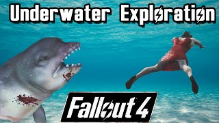 getlinkyoutube.com-Underwater Exploration! Will there be easter eggs?   Fallout 4