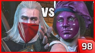 getlinkyoutube.com-The Witcher 3 ► PRINCE OF THIEVES vs. CRIMSON AVENGER - Story & Gameplay #98 [PC]
