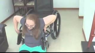 getlinkyoutube.com-Paraplegic Lunas incredible foot wonders