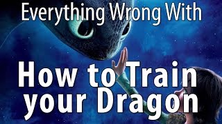 getlinkyoutube.com-Everything Wrong With How To Train Your Dragon