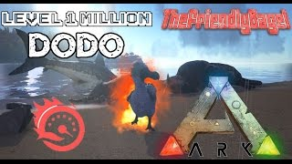Ark Max Speed! | Level 1,000,000 Dodo