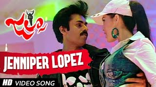 Jennifer Lopez Video Song || Jalsa Telugu Movie || Pawan Kalyan , Ileana