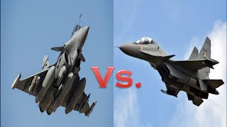 getlinkyoutube.com-Sukhoi Su-30MKI Vs. Dassault Rafale..... Does India Really Needs Rafale?
