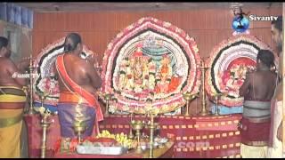 சுன்னாகம் கதிரமலைச் சிவன் கோவில் சப்பறத்திருவிழா