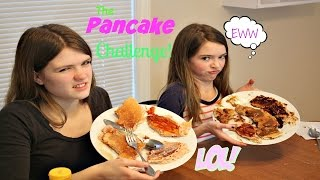 getlinkyoutube.com-The Pancake Challenge!
