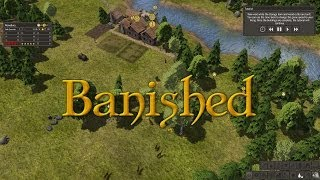 getlinkyoutube.com-Let's Play Banished #01 - Das grandiose 1-Mann-Projekt! [DEUTSCH/HD]