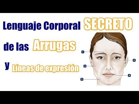 SIGNIFICADO DE LAS ARRUGAS Y LINEAS DE LA CARA, Lenguaje corporal, Morfopsicología