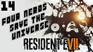 Four Nerds Save the Universe Podcast #14 - Does Blood Vomit Glow?