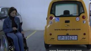 getlinkyoutube.com-KENGURU CAR - The kenguru takes you to work