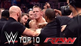getlinkyoutube.com-Top 10 Raw moments - September 15, 2014