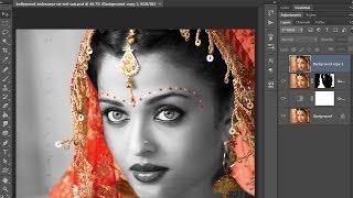 getlinkyoutube.com-37.[Ps] Wedding Photo Edit  - Photoshop Tutorial [In Hindi]