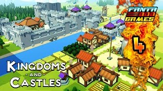 Kingdoms and Castles - Ep.4 : MON GROS CHATEAU !  - TheFantasio974 Gameplay PC FR