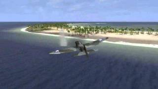 getlinkyoutube.com-Il-2 Sturmovik 1946 Crashes 2