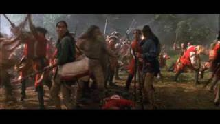 getlinkyoutube.com-the last of the mohicans battle