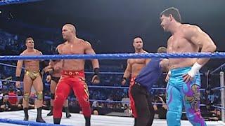 getlinkyoutube.com-FULL-LENGTH MATCH - SmackDown - Fatal 4-Way WWE Tag Team Championship Match