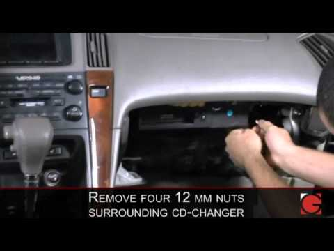how to connect dashcam to cuse box lexus rx350
