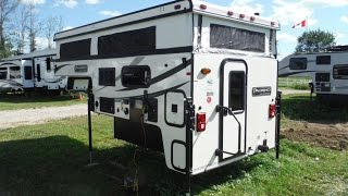 getlinkyoutube.com-2016 Palomino Backpack SS1240 Pop Up Truck Camper @ Camp-Out RV in Stratford