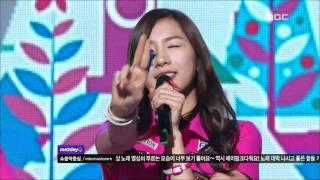 getlinkyoutube.com-음악중심 - APINK - MY MY 에이핑크 - 마이 마이 Music Core 20111210
