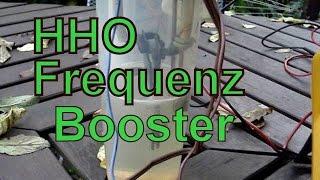 getlinkyoutube.com-HHO Wasserstoff Booster Hydroxy Booster test