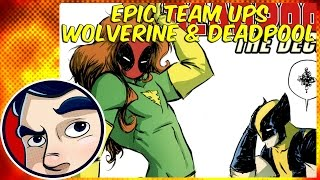 getlinkyoutube.com-Deadpool and Wolverine Decoy - Epic Team Ups