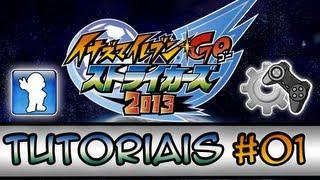 Download | Jogar | Configurar Dolphin | Controles - Inazuma Eleven GO Strikers 2013