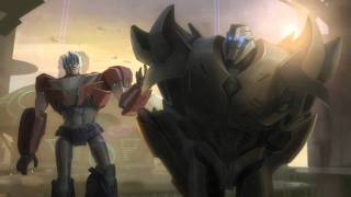 getlinkyoutube.com-Transformers: Prime - The past of Cybertron