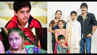 getlinkyoutube.com-Srikanth with wife and Son Roshan family Unseen personal video
