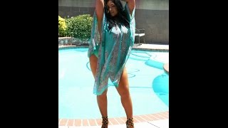 getlinkyoutube.com-Plus Size and Pool Side