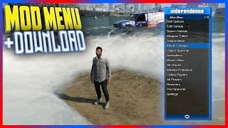 getlinkyoutube.com-[PS3/1.26/1.27] FREE GTA 5 Mod Menu - Independence v1.6 + DOWNLOAD (GTA 5 MODS)