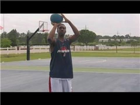 Basketball : Basketball Shooting Technique