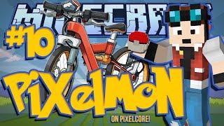 getlinkyoutube.com-THE ACRO BIKE | Minecraft: Pixelmon Mod w/ DanTDM! [#10]