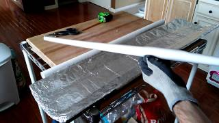 getlinkyoutube.com-Making the Holmegaard-Style PVC Longbow