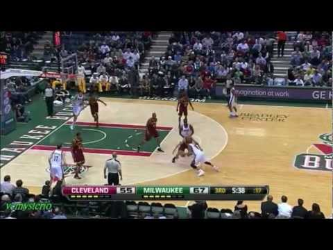 Monta Ellis Offense Highlights