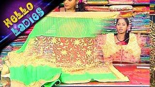 getlinkyoutube.com-All Varieties Of Lightweight Fancy Sarees With Designer Blouses || Hello Ladies || Vanitha TV