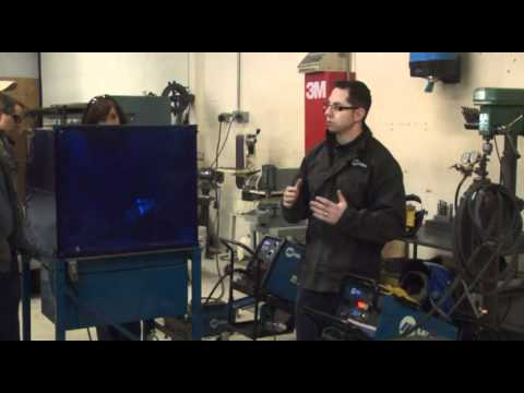 Features and Benefits of the Miller Diversion™ 180 TIG welder