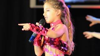 Vazquez Sound - Gracias a ti - (8 años) ARIANN (live TV)