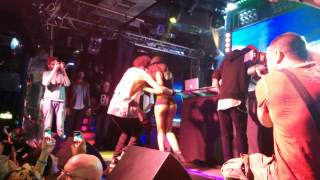 getlinkyoutube.com-Les twins-blackqube Rome  08/11/14 crazyy / salsa