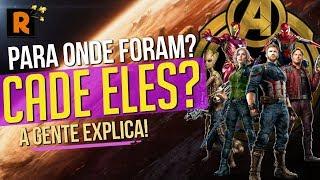 NÃO ENTENDEU? TOMA O FINAL EXPLICADO! | Vingadores: Guerra Infinita