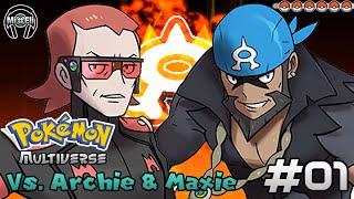 getlinkyoutube.com-Pokemon Battle Multiverse 1: Team Aqua/Magma Leader Battle