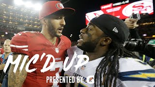 getlinkyoutube.com-Mic'd Up: Jahleel Addae in Epic Comeback vs. 49ers