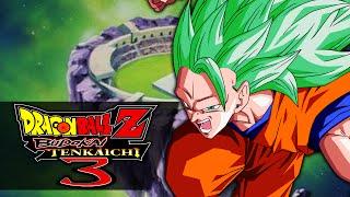 getlinkyoutube.com-How Strong is SSJ Green? SSJ Green Goku VS MODS | Dragon Ball Z: Budokai Tenkaichi 3 MOD BATTLES