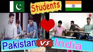 Pakistani Students Vs Indian Students | Two Best Friend Story In Exam | Exams Ka Mausam
