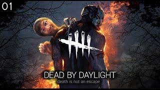 getlinkyoutube.com-DEAD BY DAYLIGHT [01] : IT'S TIME TO KILL!!