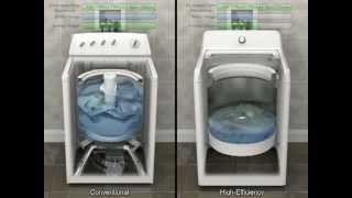 getlinkyoutube.com-Samsung Washing Machine top load demo