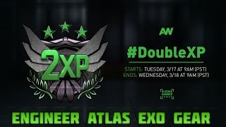getlinkyoutube.com-Advanced Warfare: Saint Patricks Week! Engineer Atlas Engineer! Double XP!